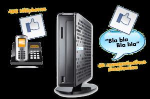 solution de téléphonie IP