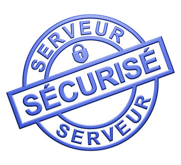 serveur informatique sécurisé et hébergé