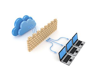 réseau sécurisé avec firewall