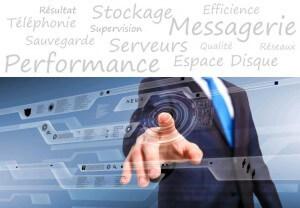 solution de supervision de services numériques